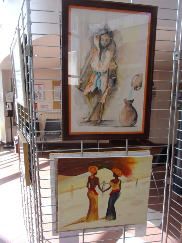 Salon d'Arts Plastiques de La Rochelle - 2021 - Marie de Mireuil
