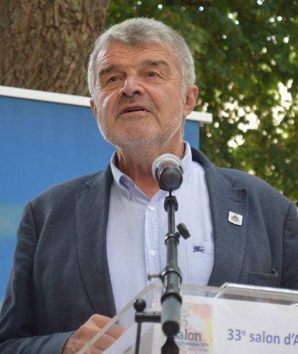 Jean-François FOUNTAINE - Maire de La Rochelle