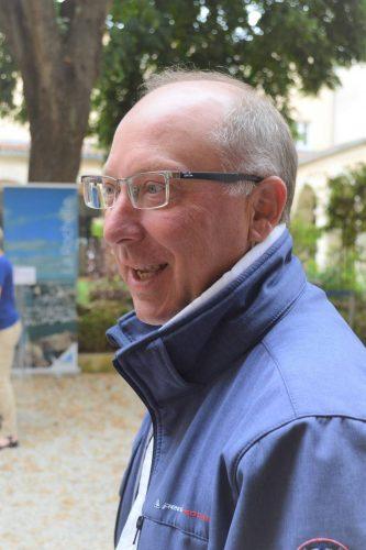 Mr BERNIER - Président de l'Association des Arts Maritimes