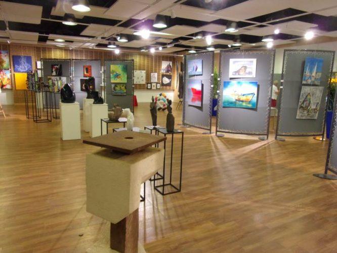 Salon d'Arts Plastiques de La Rochelle - 2019 - 33ème édition