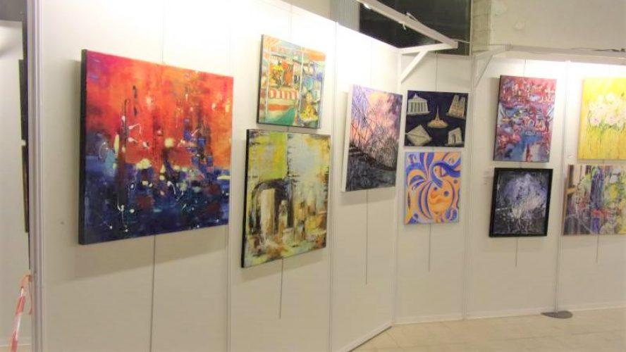 Salon International d'Arts Plastiques de La Rochelle - 2020 - 1ere edition