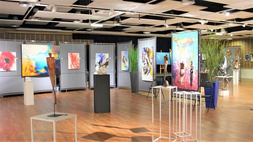 Salon d'Arts Plastiques de La Rochelle - 2019 - 32ème édition